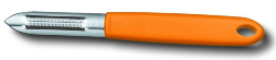 EPLUCHEUR VICTORINOX 2 FENTES A DENTS (ORANGE)