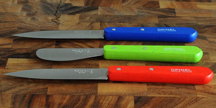 Couteaux opinel de cuisine et de table - Couteau de cuisine opinel ...