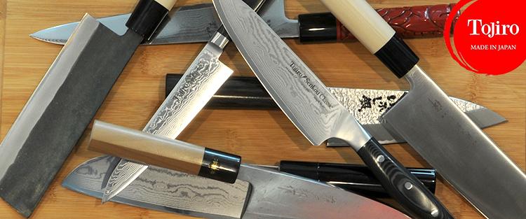 les couteaux de cuisine de marque tojiro - Couteau De Cuisine Haut De Gamme