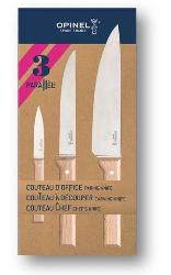 Coffret Couteau Cuisine | Couteaux De Cuisine Opinel Gamme Parallele