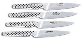 4 couteaux a steack japonais global gsf series. Black Bedroom Furniture Sets. Home Design Ideas