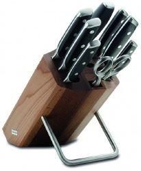 Blocs de rangement de couteaux de cuisine - Bloc couteau de cuisine ...