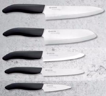 Ensemble de couteaux de cuisine ceramique kyocera - Couteau de cuisine ceramique ...